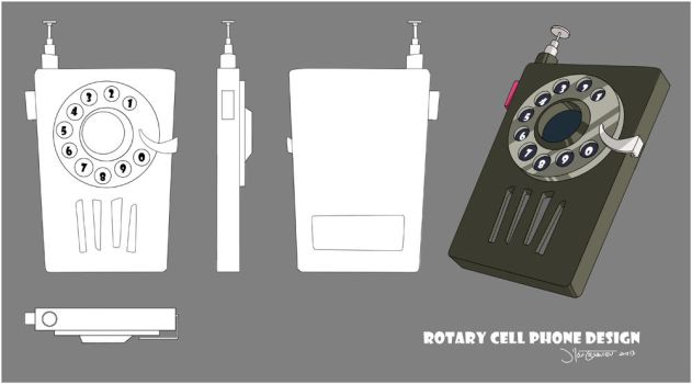 RotaryCellPhone WEB by RC-draws