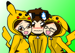 Quick Compile: The Three Pikas by dburch01