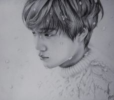 Jongin - Christmas Day by song-yoonah