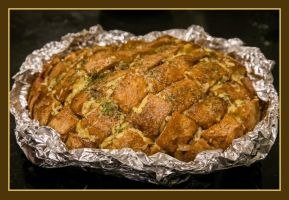 Stuffed Italian Bread by PoodleSchmoodle