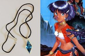 Nadia, Necklace by StudioFeniceImport