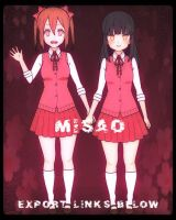 Misao Exports for Kisekae by Xx-Chellie-Bellie-xX