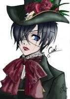Ciel Phantomhive by dreamhavre