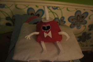 Angry Bill Plush :FOR SALE: by LordBoop