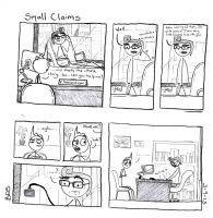 Small Claims by SometimesDrawings