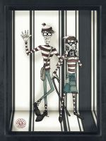 Waldo and Wenda by Jefferson-Apgar