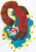 For the Love of Fire Ferrets by Bee-chan