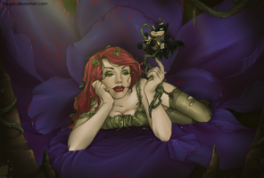 Poison Ivy by fra-gai