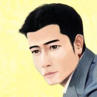 Aaron Kwok by qchiapetp