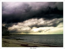 Storm Brewing by engridearty
