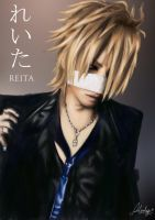 Reita - the GazettE by crysticx