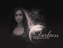 the princess of the darkness by claudiaV3