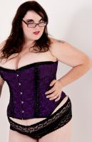 Corsets and Glasses by brittybutter2