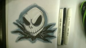 Jack Skellington by riva13
