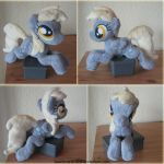 Derpy Hooves Plushie by haselwoelfchen