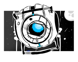 Wheatley by Bylika190