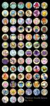 Pokemon RBY Buttons -so far- by tiikay