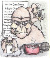 Bigfoot's Poetry Reading by AK-Is-Harmless