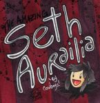 The Amazing Seth Aurailia by zirio