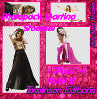 Photopack Martina Stoessel PNG by agusloveeee