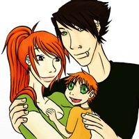 Family Portrait by LollyxBeans