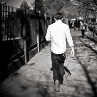 Walking South King St. by kiTrout
