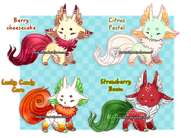 [Mins(c) first adoptable batch] CLOSED by Mad-Izoku