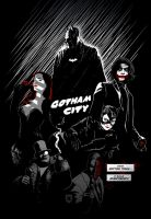 Gotham City by MateusCosme