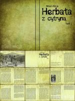 Lemon Tea - Cover And Pages by missi-alicja