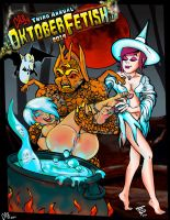 Oktoberfetish Halloween Color Me Sexy Contest 2 by Fantasy-Play