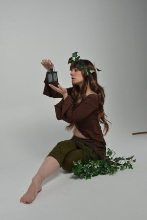 Woodland Elf 02 by KittyTheCat-Stock