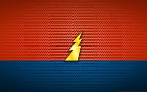 Wallpaper - The Flash 'Jay Garrick' Logo by Kalangozilla
