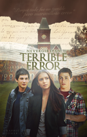 Terrible Error // Book Cover by moonxriver