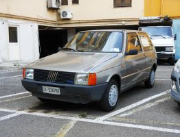 1987 Fiat Uno 45 Sting by GladiatorRomanus
