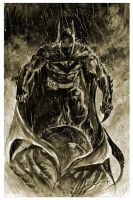 Batman Inkwash by ardian-syaf