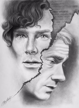 Pressure Point - Sherlock by m-a-y-h-e-m