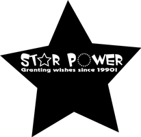 Star Power Logo by C2SilvaRymes