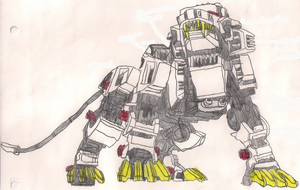 Fifteen Minute Liger Zero by Dregrith