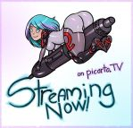 Streaming Icon by alexichabane