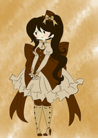 Steampunk or Chocolate Princess? by RemnantOfAsylum