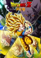 Dragon Ball Z - Battle Of Gods by nMINATO
