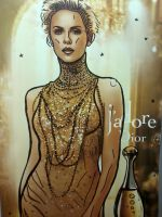 Je Doodle Dior by WoodsieWood