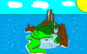 South island by scifiguy9000