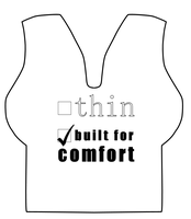 Built for Comfort Shirt Design by Atlya
