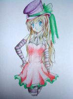 Mad Hatter by MinaGirl17