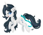 #09 - Charming Delight - Oc Commission by DrawLightShineSweet