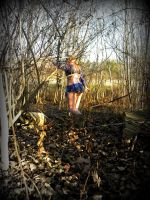 .Running in the Woods. by ShreepPhotography