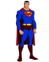 Young-Justice-Superman by dahsar