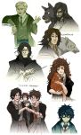Harry Potter doodles by evelmiina
