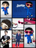 Darren Criss [DFCR] by mAgICALnIGHTSKy